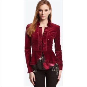 White House Black Market Dynasty Jacket size 4